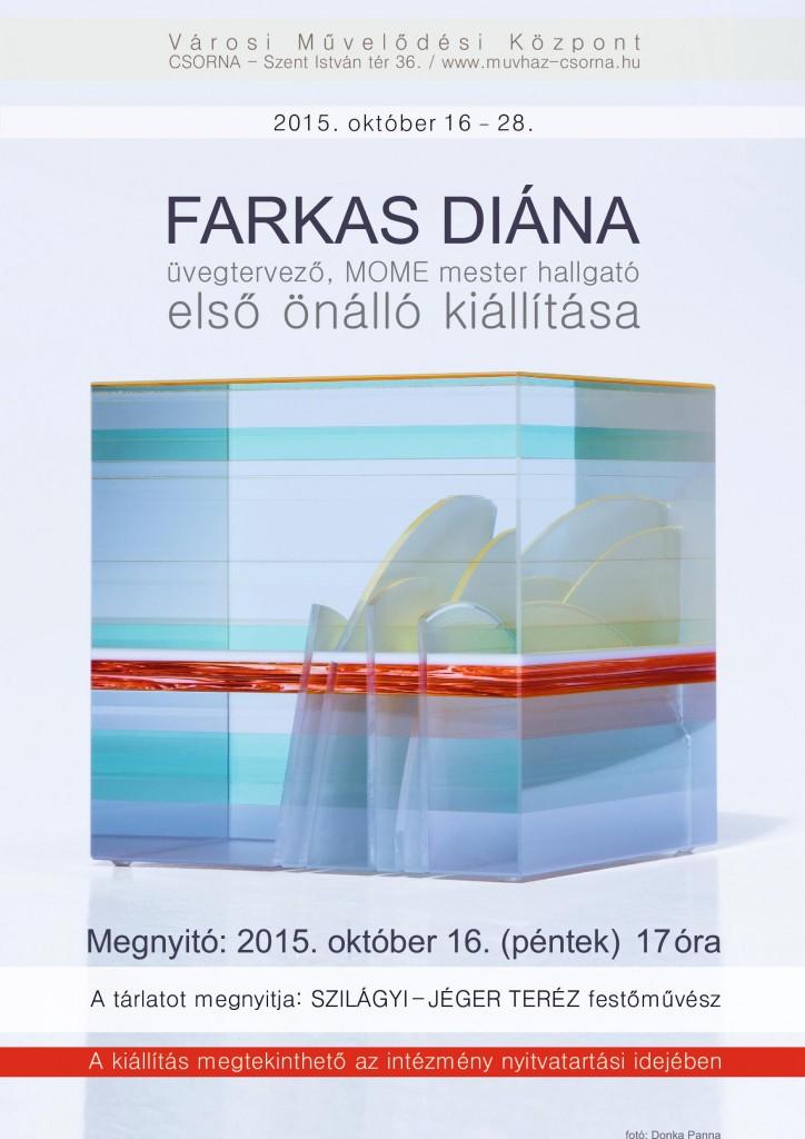 Farkas Diána kiállítása