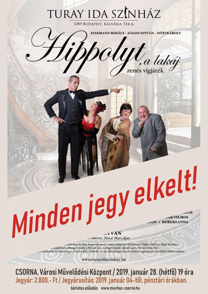 Hippolyt, a lakáj