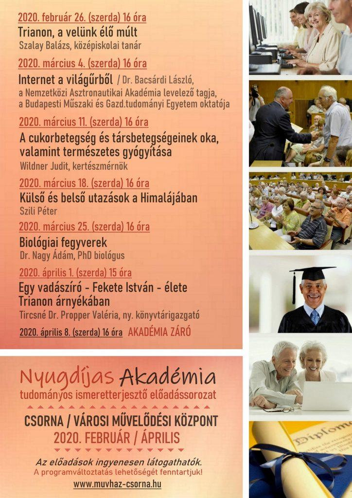 Nyugdíjas Akadémia