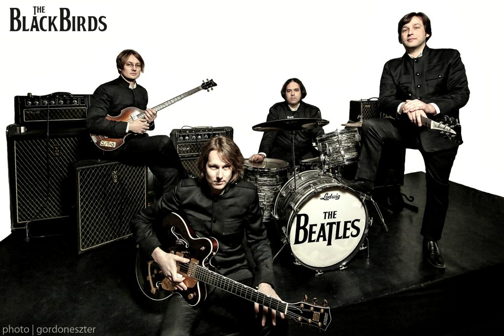 The BlackBirds / Hungarian BEATLES Tribute Band koncert